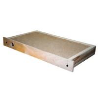 Годівниця рамкова дерев'яна Дадан 3 л