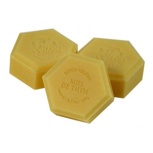Мыло медовое с тимянком французское