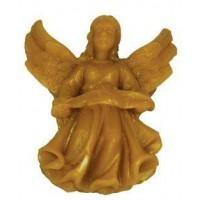 Форма силиконовая Ангелочек с шарфом (4,5 см)