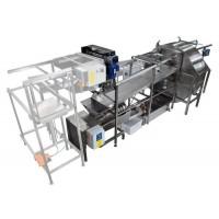 Автоматическая линия для центрифугирования меда базовая версия