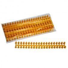 Роздільники пластикові (5 скиб - 200 шт)