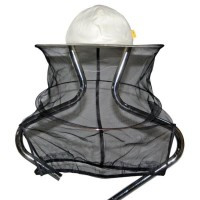 Шляпа пчеловодческий (с резинками)