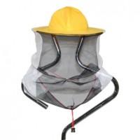 Шляпа пчеловодческая хлопчатобумажная (сетка сзади)