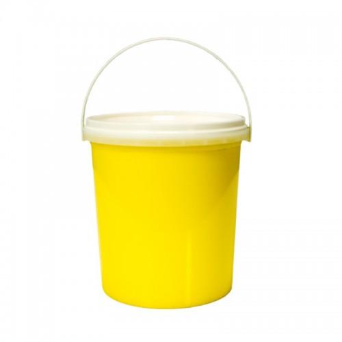 Краска для ульев желтая 1 л