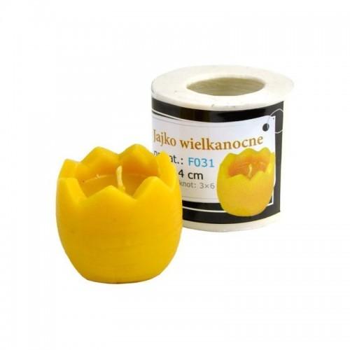 Форма силіконова Яйце Великоднє (4см)