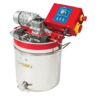 Устройство для кремования меда 150 л 230В автомат