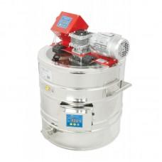 Пристрій для кремування меду 100 л 400В з плащем гріючим автомат