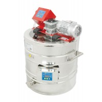 Пристрій для кремування меду 150 л 400В з плащем гріючим автомат