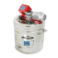 Пристрій для кремування меду 200 л 400В з плащем гріючим автомат