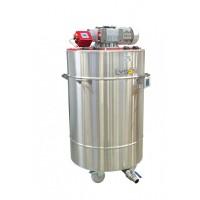 Пристрій для кремування меду 600 л 400В з плащем гріючим автомат