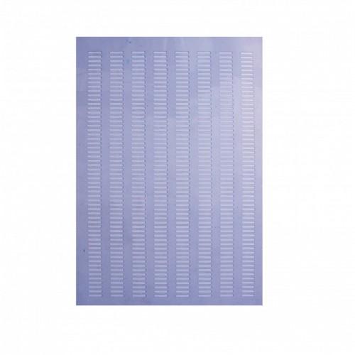 Разделительная решетка вендулиновая на 8 рамок 33,0см x 53,0cм Lyson