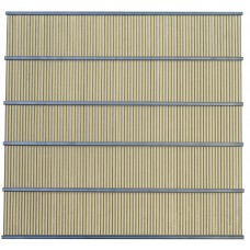Роздільна решітка металева на 12 рамок вертикальна 47,0см х 49,5см Польща