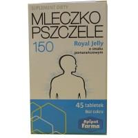 Маточное молочко Royal Jelly 150 мг., 45 табл