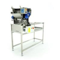 Стіл для розпечатування рамок з автоматичним подавачем, 230V з ножами (замкнуте ..