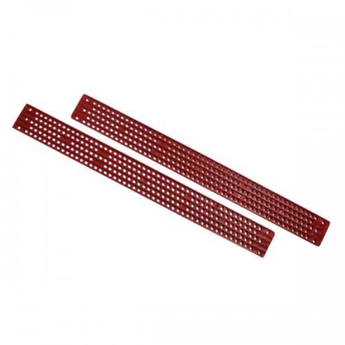 Решетка пыльцеуловительная пластиковая узкая 39,0см х 4,0см Lyson