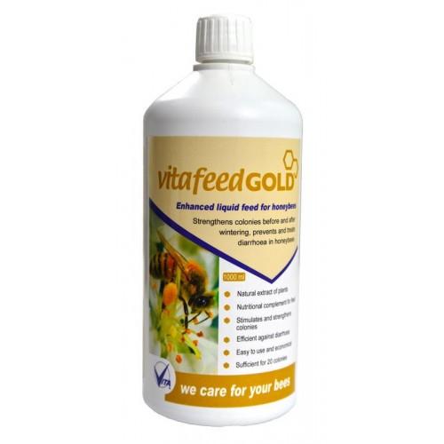 Vita Feed Gold 1000 мл для пчел против нозематозу