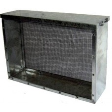 Ізолятор сітчастий оцинкований на 2 рамки (Дадан)