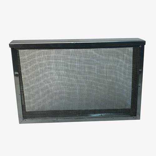 Изолятор сетчатый оцинкованный на улей типа «Дадан» на 1 рамку (крашеный)