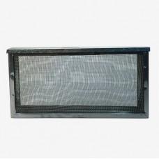 Изолятор сетчатый оцинкованный на улей типа «Рута» на 1 рамку (крашений)