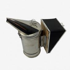 Димар пасічний (нержавійка) міх - знімний шкірозамінник