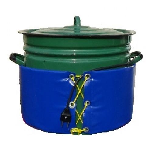 Декристаллизатор для роспуска меда в кастрюле 20 л. Эмаллированной.