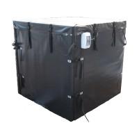 Декристаллизатор для роспуска мёда на 18 бидонов 1000 кг или 4 бочки 290 кг мёда..