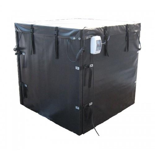 Декристаллизатор для роспуска мёда на 18 бидонов 1000 кг или 4 бочки 290 кг мёда на поддоне