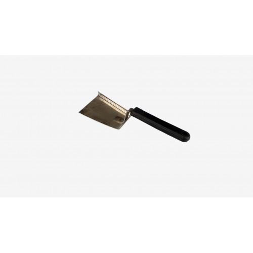 Лопатка с полимерной ручкой н/ж