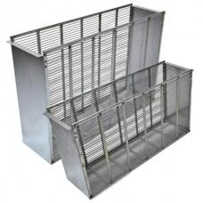 Ізолятор металевий Дадан 1/2,3-рамковий