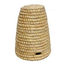Сапетка - соломенный улей большой