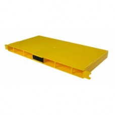 Годівниця рамкова пластикова Дадан 2,5 л