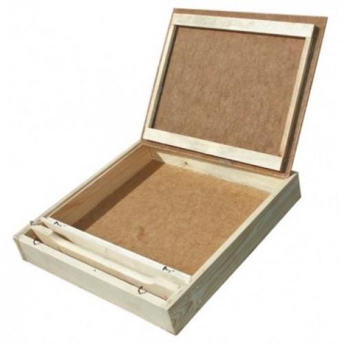 Годівниця рамкова дерев'яна Лангстрот 2,5 л