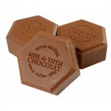 Мило медове з шоколадом і корицею французьке