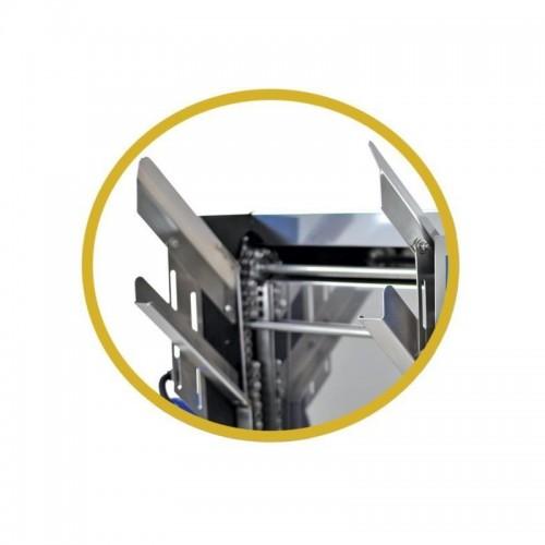 Вариант - С направляющие для рамок в розпечатувач ручной