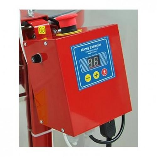Привод электрический 230В, 250Вт (Двигатель+контроль) до медогонок 4 и 5-рамочных  600