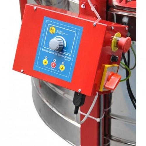 Управління півавтоматичне (черв'ячних редукторів)до медогонок касетних і радіальних з мотором і мото