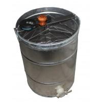 Медогонки алюминиевые неповоротные Дадан рамка ременная передача (d= 480,  h =665,  m = 11 кг)