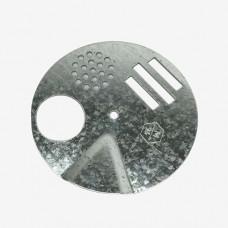 Летков заградитель круг 5 функциональный  оцинк d 90