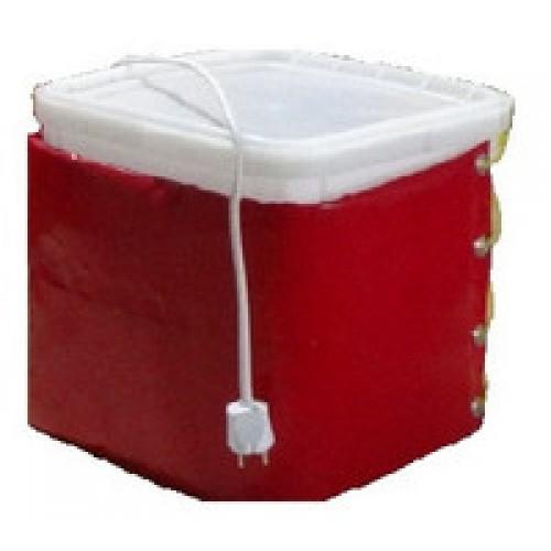Декристаллизатор для роспуска мёда в куботейнерах  23 л