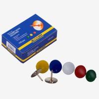 Кнопки (кольорові)