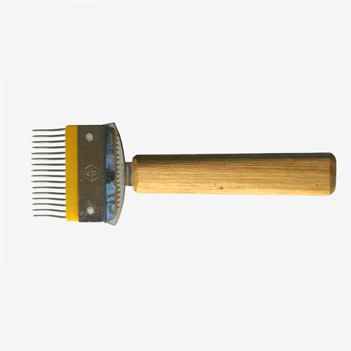 Вилка розпечатування медових щільників (голки з перегином)