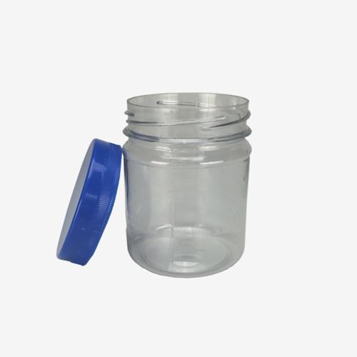 Банка пластиковая 0,150л.