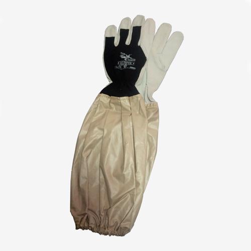 Перчатки кожаные (размер 10)