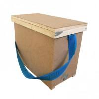Ящик для переноса 6 -ти рамок  Дадан