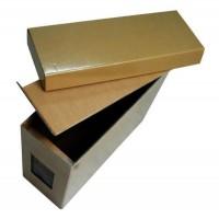 Ящик Дадан для транспортировки пчел , складывающийся, картонный с покрытием