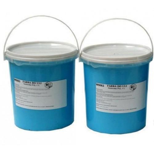 Краска для ульев синяя 1 л