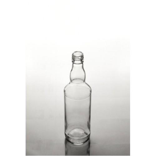 Пляшка скляна 500мл