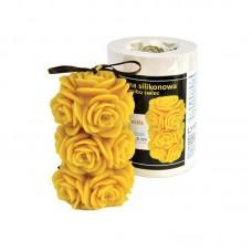 Форма силіконова Розквітла троянда (11,5см)