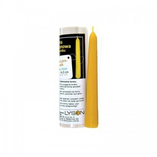 Форма силіконова Свічка проста, мала (14,5см)