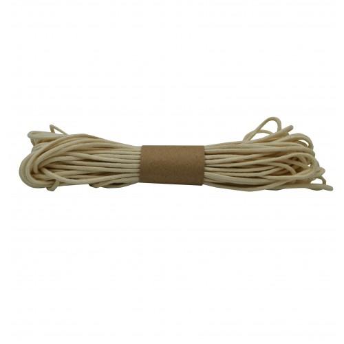 Гніт для свічок 1,5мм (20м.)